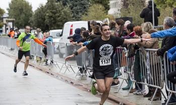 420 personas caldean el domingo en la carrera de Apace