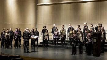 El Coro Interludio quedó segundo y no pudo revalidar el título que consiguió en la primera edición del certamen.