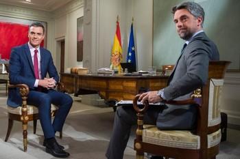 Sánchez no niega un posible pacto con los independentistas
