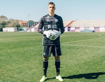Andrij Lunin, entre los 20 finalistas al Golden Boy