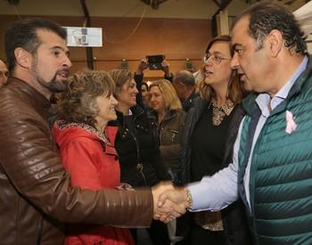 Tudanca niega que el PSOE se oponga a reformar la sanidad