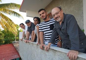 Eduardo Margareto estrena su documental 'Cuba crea'