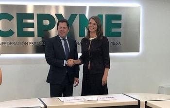 Cepyme y Negotia asesorarán jurídicamente a las pymes