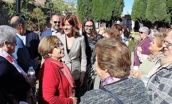 La Junta resalta la labor de las asociaciones de mujeres