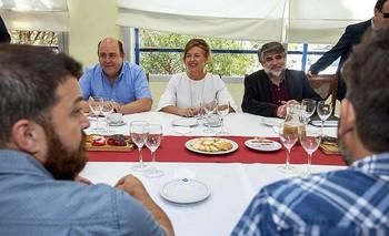 La consejera de Bienestar Social, Aurelia Sánchez, participó en la Asamblea de responsables EAPN Castilla-La Mancha.