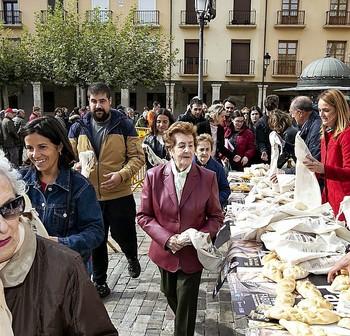 Los panaderos de la provincia alentan al consumo del pan