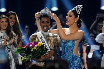 La corona de Miss Universo 2019 viaja a Sudáfrica