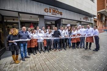 Ginos abre sus puertas en la calle Hernán Pérez del Pulgar