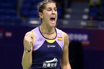 Carolina Marín se mete en las semifinales del torneo de Milán