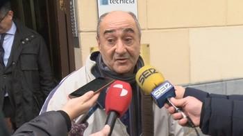 Absuelto el profesor juzgado por odio a Víctor Barrio