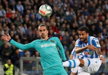 El Barça vuelve a pinchar en Anoeta