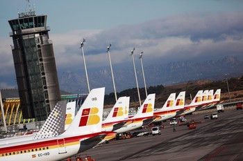Iberia indemnizará a una familia por cancelar un vuelo