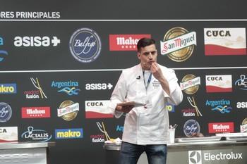 Miguel Cobo, mejor cocinero por la Academia de Gastronomía