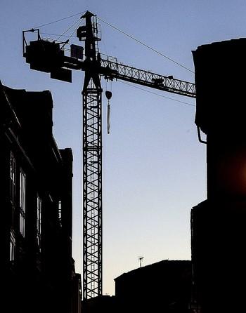 Los visados de vivienda nueva en la capital se duplican