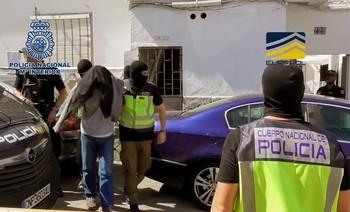 Un detenido perteneciente al Daesh en Algeciras