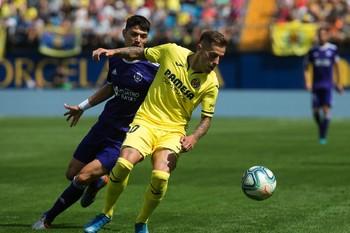 Villarreal - Real Valladolid