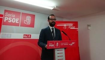 El PSOE pide una partida para radioterapia en Soria
