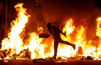 Los CDR avivan el fuego y llaman a la movilización
