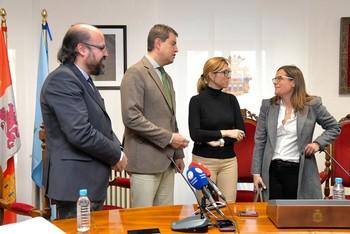 Presentación del XVI Congreso del Juego de Castilla y León en Aranda de Duero.
