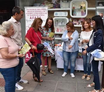 García Élez ensalza la labor de apoyo de AFATA