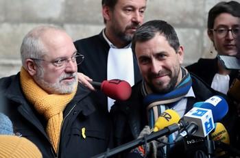 La Justicia belga aplaza la vista de Puig y Comín