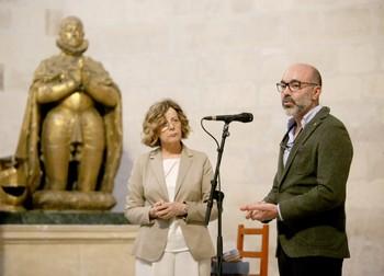 Apuesta por sacar las exposiciones temporales de Escultura