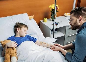 La medicina para los niños que están solos