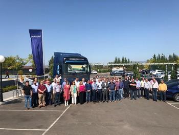 Volvo-Sanfer presenta motor I-Save con ahorro de combustible