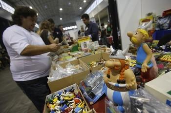 La Feria del Coleccionismo se muda a laFeria de Valladolid