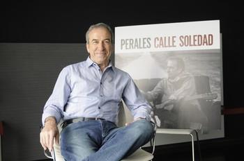 José Luis Perales actuará el 14 de junio en Valladolid