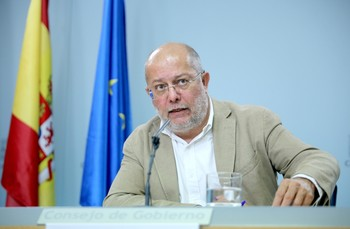 El juicio a Igea por supuestas amenazas, el 2 de diciembre