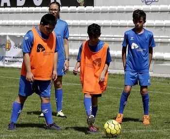 Fútbol para todos, también para adolescentes