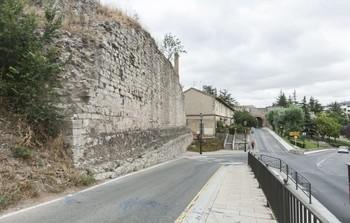 La pareja quedó y estuvo por el Castillo y otros barrios de la ciudad antes de irse a un hotel.
