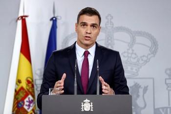 Sánchez exige a Torra que condene la violencia de los CDR