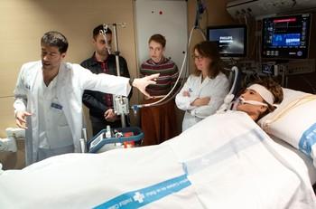 Una mujer revive tras estar más de 6 horas en parada cardíaca