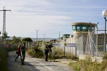 Prisión de Brieva en Ávila.