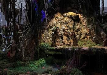 El Belén Monumental de Valladolid se inspira en Avatar