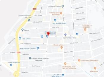 Una niña de cuatro años muere atropellada en Cartagena