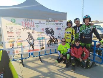Un nuevo podio del CD Portillo en Córdoba