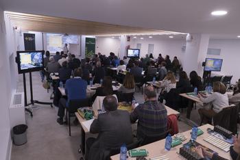 Encuentro de directores comerciales de Caja Rural en Soria
