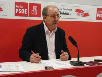 El PSOE ve insuficientes las inversiones reales en Ávila