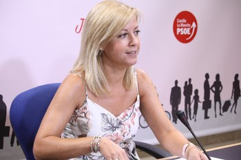 La portavoz parlamentaria del PSOE, Ana Isabel Abengózar, será la encargada de defender la nueva ley ante el Pleno como ponente.
