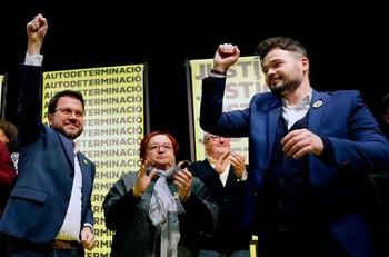 ERC consultará a la militancia sobre la investidura de Sánchez