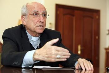 García Burillo, administrador apostólico de Ciudad Rodrigo