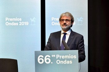 Jaume Serra, Secretario General de los Premios Ondas