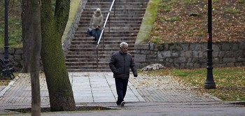 Los pensionistas abulenses cobran una media de 859,8 euros