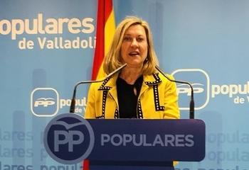Del Olmo arranca su precampaña como candidata a la Alcaldía