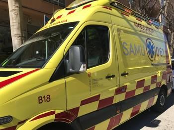 Muere una mujer alemana apuñalada por su pareja en Mallorca