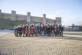 España se promociona turísticamente desde Ávila