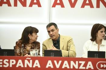 Sánchez pide a la militancia que se movilice